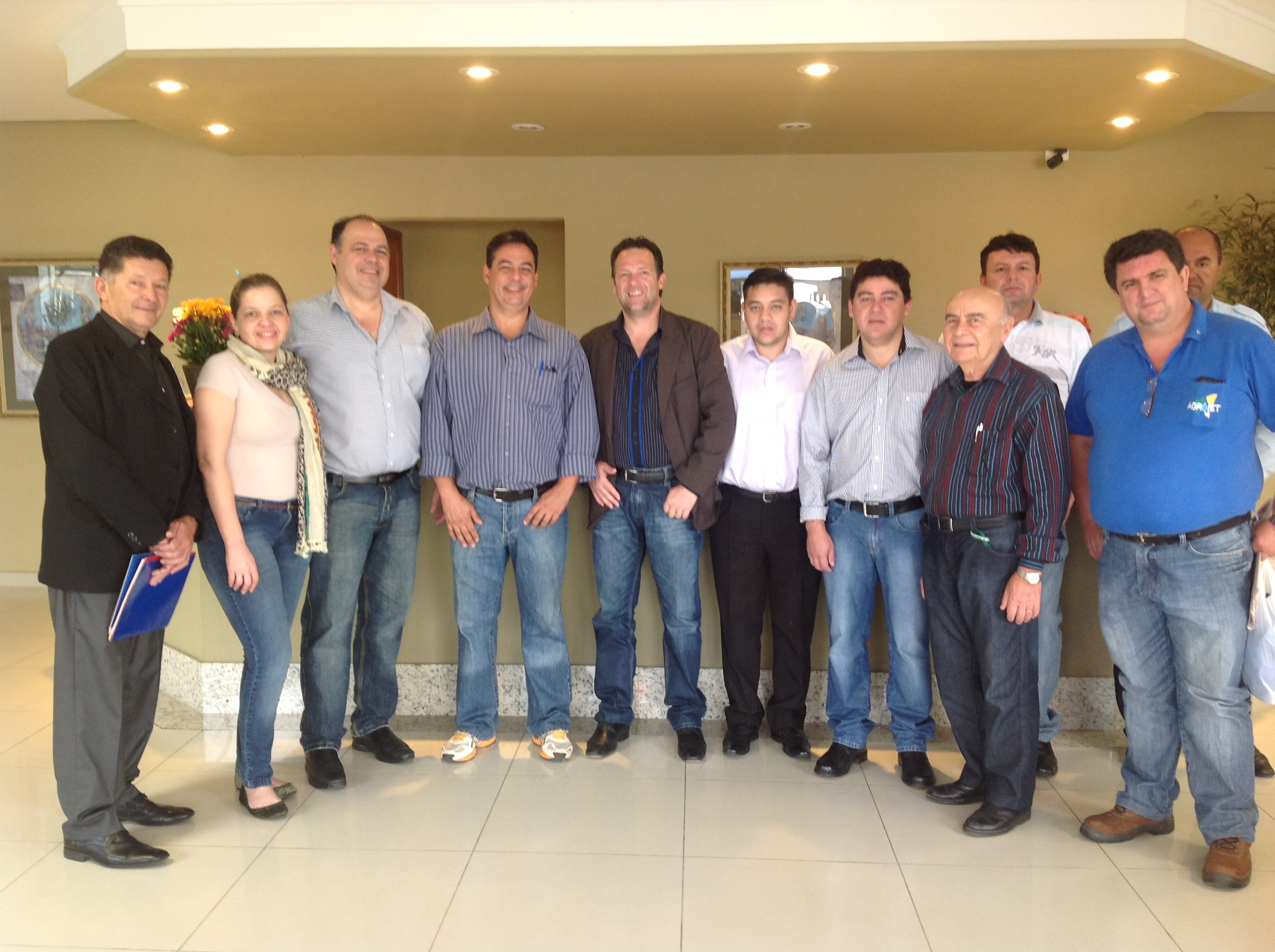 Governador do Departamento de Amambay, no Paraguai