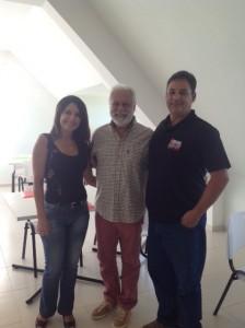 Apoio Cultural - Peça Teatral TRIBOS com ANTONIO FAGUNDES
